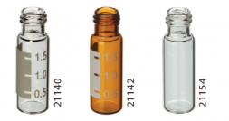 2.0 mL, 9 mm Short-Cap, Screw-Thread Vials, 12 x 32 mm (vial only)